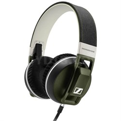 URBANITE XL Over-Ear Headphones for iOS - Olive