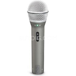 Q2U Handheld Dynamic USB Microphone with On/Off Switch