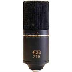 Cardioid Condenser Microphone - MXL 770