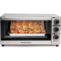 6-Slice Toaster Oven/Broiler (31809C)