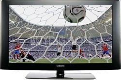 "LN-T4665F - 46"" High Definition 1080p LCD TV"