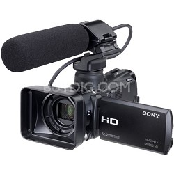 HXR-MC50U - Ultra Compact AVCHD Camcorder