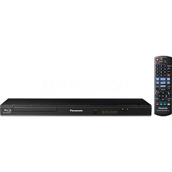 Blu-ray Disc Player with Streaming - OPEN BOX