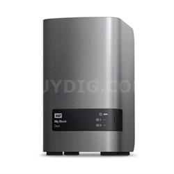 My Book Duo 6TB dual-drive, high-speed premium RAID storage - OPEN BOX