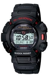 GW9010-1 - Men's G-Shock Gulfman Solar Atomic Rally Watch