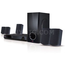 BH5140S 3D Capable 500W 5.1ch Blu-ray Disc Home Theater System - OPEN BOX