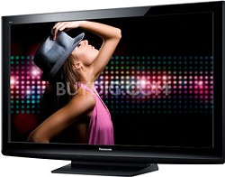 "TC-P50U2  - VIERA 50"" High-definition 1080p Plasma TV"