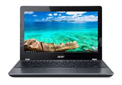 C740-C4PE  11.6 Inch (ComfyView) Intel Celeron 3205U Chromebook- OPEN BOX