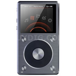 X5-II High Resolution Lossless Music Player Titanium