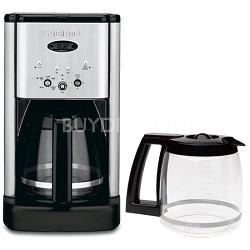 DCC-1200 Brew Central 12 Cup Programmable Coffeemaker Bonus Carafe Bundle