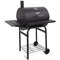 600 Series Charcoal Barrel Grill (15302030) - OPEN BOX