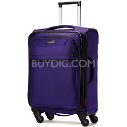 "Lift 21"" Spinner Luggage (Purple)"