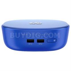 Stream 200-010 Mini Desktop - Intel Celeron Processor 2957U - OPEN BOX