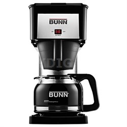 10-Cup Classic Home Coffee Brewer - Black (BX-B)