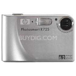 Photosmart R725 - 6.2 MP Digital Camera