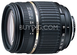 18-250mm F/3.5-6.3 AF Di-II LD IF Macro Lens for Nikon - REFURBISHED