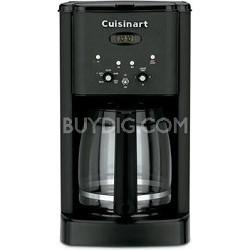 DCC-1200 12-Cup Brew Central Coffeemaker (Matte Black Metals)