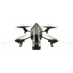 AR Drone 2.0 Elite Edition App Controlled Quadcopter (Jungle) - PF721802