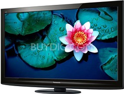 "TC-P54G25  54"" VIERA High-definition 1080p Plasma TV"