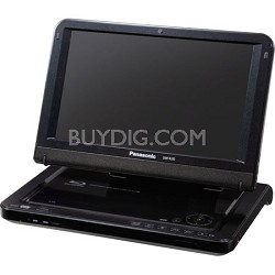 "8.9"" Portable Blu-ray Disc /DVD Player with HDMI Out"