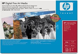 Hahnemuhle Smooth Fine Art Paper 13 x 19-inch, 25 sheets