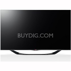 "55LA6900 55"" 1080p 3D Smart TV 120Hz Dual Core 3D LED HDTV CINEMA SCREEN DESIGN"