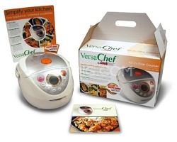VC-100 All-In-One Multi-Cooker, White