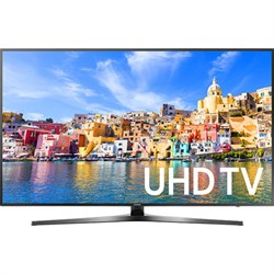 "UN43KU7000 - 43"" Class KU7000 7-Series 4K Ultra HD Smart LED TV - OPEN BOX"