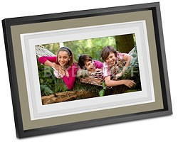 """EasyShare W1020 10"""" Wireless Digital Picture Frame with Home Decor Kit"""