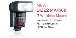 Speedlite Di 622 Mark II for Nikon