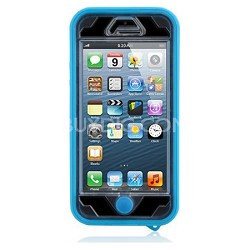 Vault Waterproof Cover for iPhone 5 / 5s - Blue