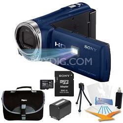 HDR-PJ340/LI Full HD 60p Camcorder w/ built-in Projector Kit