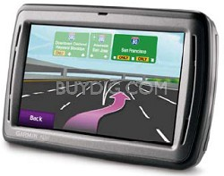 nuvi 855 GPS Navigator & Personal Travel Assistant w/ Speech Recognition