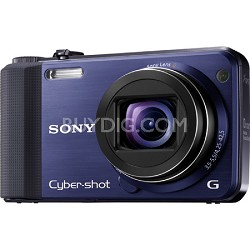Cyber-shot DSC-HX7V Blue Digital Camera