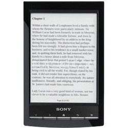 "PRS-T1 6"" Digital E-Ink Pearl eReader with Wi-Fi (Black)"