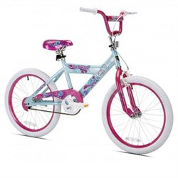 "20"" Lucky Star Girls Bike"