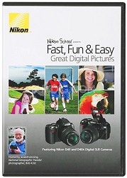 Instructional DVD for D40 / D40X - Fast Fun and Easy