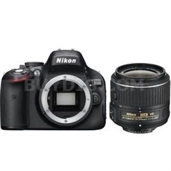 D5100 16.2 MP 1080p Digital SLR Camera w 18-55mm VR II Lens -Factory Refurbished