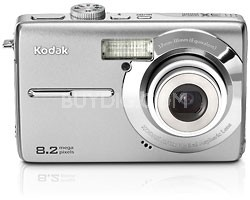 EasyShare M853 8.2 MP Digital Camera (Silver)