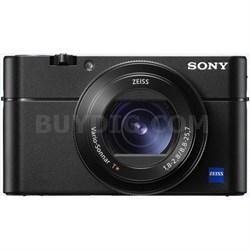 DSC-RX100 V 20.1MP Cyber-shot Digital Camera (Black)