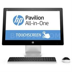 "Pavilion 23-q120 23"" Intel Core i3-4170T Touchscreen All-in-One Desktop"