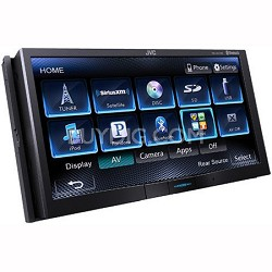 7-Inch DVD-CD-USB Bluetooth Receiver (KWAV71BT)