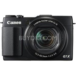 PowerShot G1 X Mark II 12.8MP HD 1080p Digital Camera