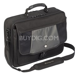 """Blacktop 17"""" Deluxe Laptop Case w/Dome Protection"""