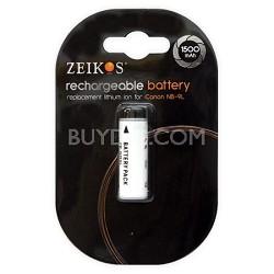 NB9L 1500MAH LI-ION Battery for the Canon Powershot SD4500