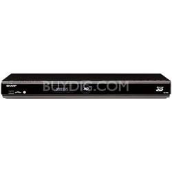 BD-HP25U 3D AQUOS Blu-Ray Disc Player