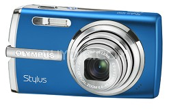 Stylus 1010 10.1MP 7x Zoom Digital Camera (Blue)