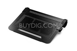 NotePal U3 PLUS - Gaming Laptop Cooling Pad with 3 Moveable High Performance