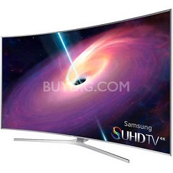 UN65JS9500 - 65-Inch Curved 4K 120hz Ultra SUHD Smart 3D LED HDTV