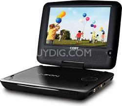 "10.2"" Portable DVD/CD/MP3 Player"